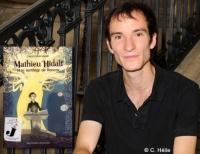 Кристоф Мори, современный фрнцузский детский писатель